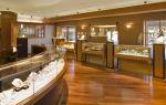 Дизайн ювелирного магазина — ремонт в доме
