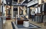 Дизайн магазина мужской одежды — ремонт в доме