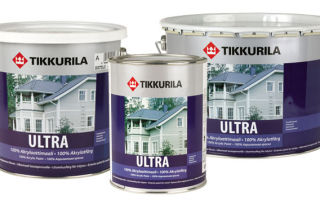 Обзор 10 лучших производителей красок для наружных работ по дереву — ремонт в доме