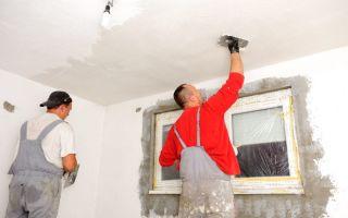 Баритовая штукатурка: выбор и применение — ремонт в доме