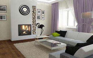 Дизайн гостиной — ремонт в доме