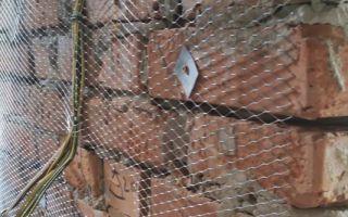 Выбор и применение сетки для штукатурки — ремонт в доме