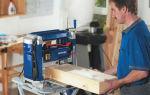 Обзор 10 лучших рейсмусовых станков для столярной мастерской — ремонт в доме