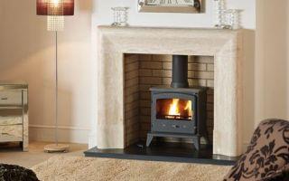 10 электрических каминов для декора и отопления квартиры — ремонт в доме