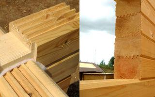 Изготовление профилированного бруса своими руками — ремонт в доме