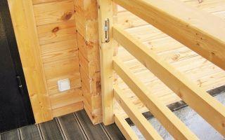 Балки перекрытия из клееного бруса – ремонт в доме