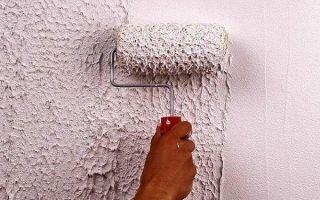 Штукатурка шуба: варианты покрытий и способы их создания – ремонт в доме