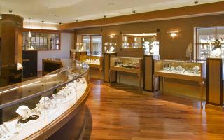 Дизайн ювелирного магазина – ремонт в доме