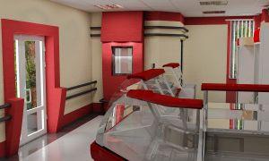 Дизайн продуктового магазина – ремонт в доме
