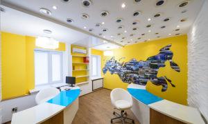 Дизайн офиса турагентства – ремонт в доме