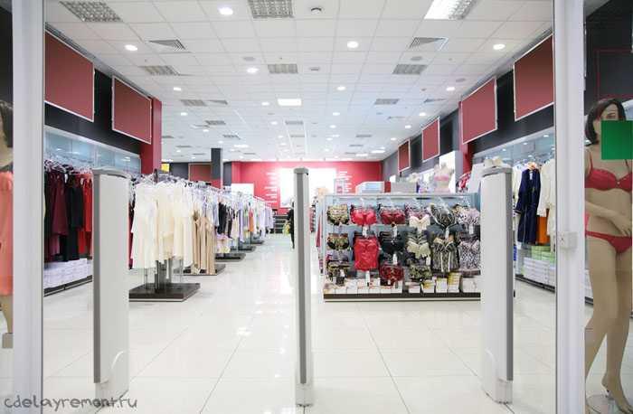 магазины женского белья премиум класса