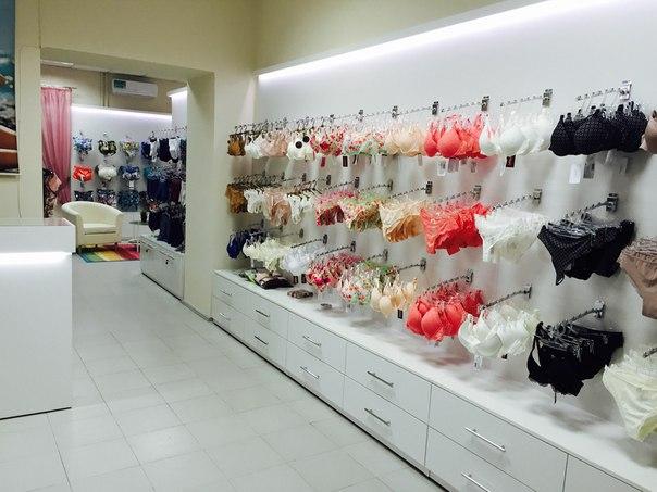 Крупный магазин женского белья набор массажеров для десен